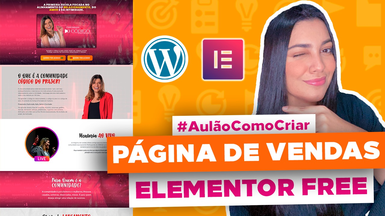 Curso Descomplicando Sites